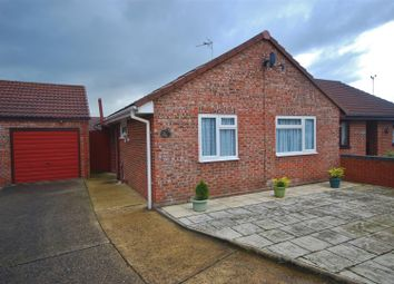 Thumbnail 2 bedroom semi-detached bungalow for sale in Longdon Close, Sutton Bridge, Spalding