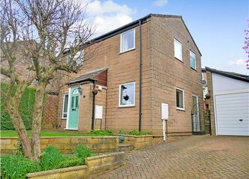 Thumbnail 3 bed detached house for sale in Riber View Close, Tansley, Matlock, Derbyshire