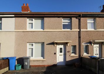 3 bed terraced house for sale in Whinfield Avenue, Fleetwood FY7