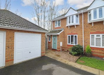 Thumbnail 3 bed semi-detached house for sale in Wainwright Gardens, Hedge End, Southampton