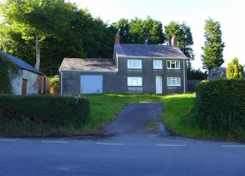 Thumbnail 4 bed farm for sale in Tregaron, Ceredigion