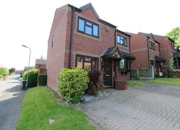 Thumbnail 2 bed semi-detached house for sale in Aldridge Close, Birchmoor, Tamworth