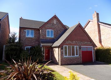 Thumbnail 5 bed detached house for sale in Stanford Close, Kingsmead, Northwich