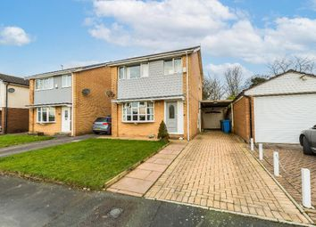 Thumbnail 3 bed detached house for sale in Cedar Walk, Elswick, Lancashire