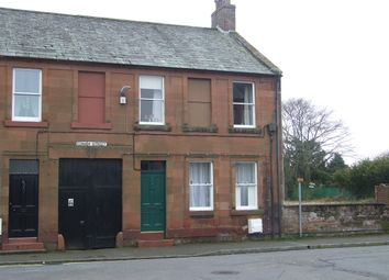 Thumbnail 3 bed end terrace house for sale in Ednam Street, Annan
