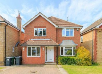 Thumbnail 4 bed detached house for sale in The Birches, Bushey
