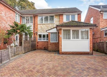 3 bed semi-detached house for sale in Waterbeech Drive, Hedge End, Southampton SO30