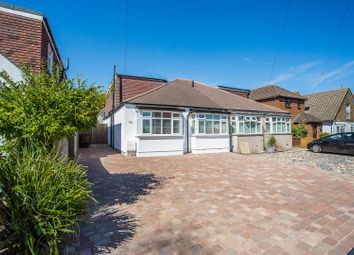 Thumbnail 4 bed semi-detached bungalow for sale in Langley Avenue, Worcester Park