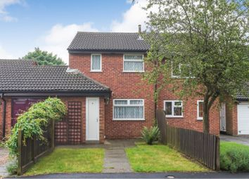 Thumbnail 3 bed terraced house for sale in Neile Close, Lincoln