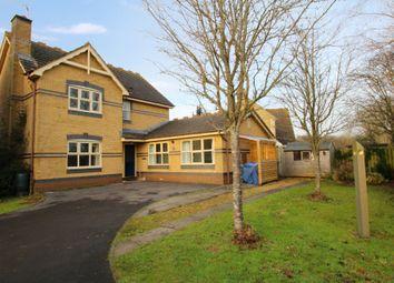 Thumbnail 5 bed detached house for sale in Gleneagles Close, Monkton Park, Chippenham