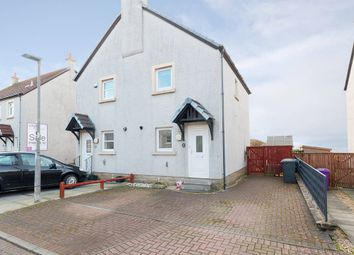 Thumbnail 2 bedroom semi-detached house for sale in Horse Isle View, Ardrossan, North Ayrshire