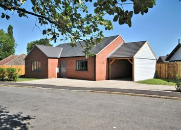 Thumbnail 3 bed detached bungalow for sale in Nursery Close, South Wootton, King's Lynn