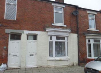 Thumbnail 2 bed terraced house for sale in Scott Street, Shildon