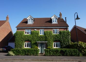 Thumbnail 5 bed detached house for sale in Walton Crescent, Winford