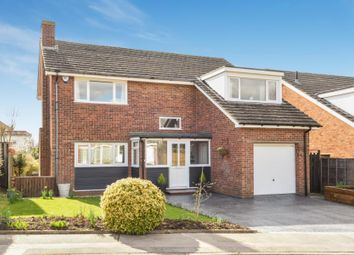 Thumbnail 4 bed detached house for sale in Carolyn Drive, Orpington
