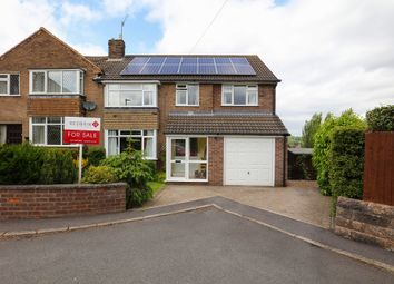 Thumbnail 5 bedroom semi-detached house for sale in Ashurst Close, Sheffield