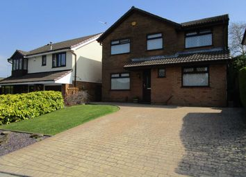 Thumbnail 5 bed detached house for sale in Ashwood Drive, Royton, Oldham