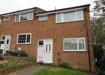 Thumbnail 3 bed end terrace house for sale in Chequers Close, Orpington
