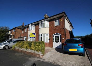 Thumbnail 3 bed semi-detached house for sale in St. Heliers Place, Barton, Preston