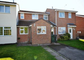 Thumbnail 2 bed terraced house for sale in Flax Croft, Hatton, Derby