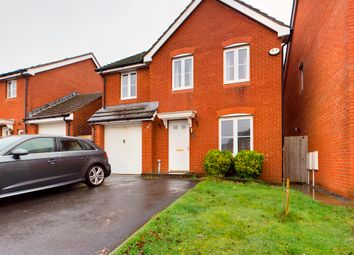 Thumbnail 4 bed detached house to rent in Dol Y Dderwen, Swansea