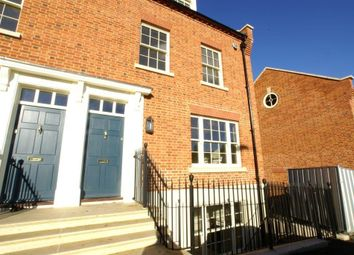 Thumbnail 3 bed semi-detached house to rent in Great North Road, Brookmans Park, Hatfield