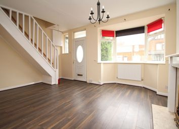 Thumbnail 3 bed terraced house to rent in Church Road, Edlington, Doncaster