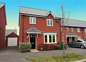 Thumbnail 3 bed detached house for sale in Planets Lane, Cheltenham