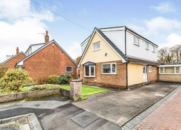 Thumbnail 3 bed detached house for sale in Highfield Avenue, Farington, Leyland, Lancashire