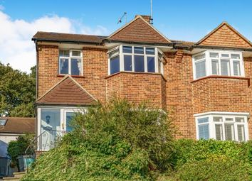Thumbnail 4 bed semi-detached house for sale in Abbots Green, Croydon, Surrey