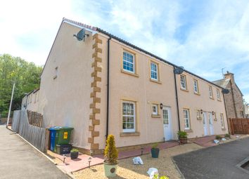 Thumbnail 3 bed end terrace house for sale in High Street, Airth