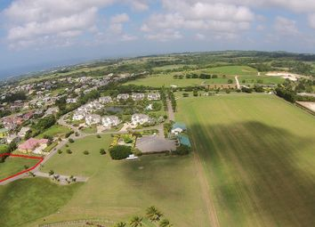 Thumbnail Land for sale in Apes Hill Polo, Lot 3, St. James, Barbados