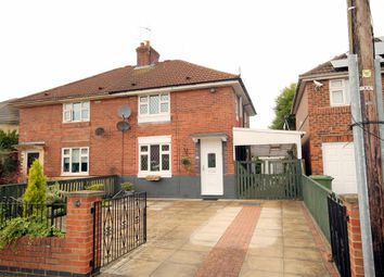 Thumbnail 3 bedroom semi-detached house for sale in Middleham Avenue, York