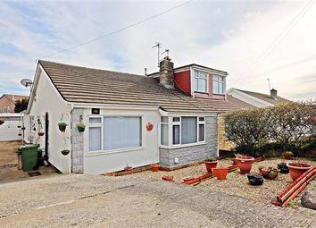 Thumbnail 3 bedroom semi-detached bungalow for sale in York Drive, Llantwit Fardre, Pontypridd
