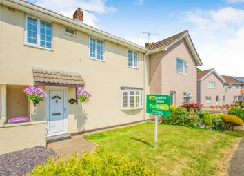 Thumbnail 3 bed terraced house for sale in Court Farm Road, Llantarnam, Cwmbran