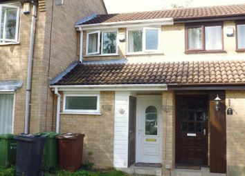 Thumbnail 1 bed town house for sale in Elsham Close, Lincoln