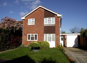 Thumbnail 4 bed detached house for sale in Hampton Grove, Fareham
