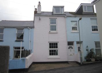 Thumbnail 3 bed terraced house to rent in Middle Street, Shaldon, Devon