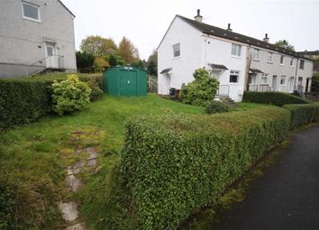Thumbnail 2 bed end terrace house for sale in Coll Avenue, Port Glasgow