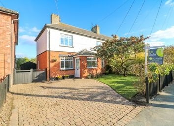 Thumbnail 3 bed semi-detached house for sale in Rectory Road, Wivenhoe, Colchester