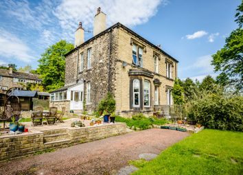 Thumbnail 3 bed semi-detached house for sale in Station Road, Golcar, Huddersfield