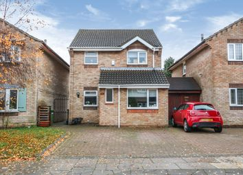 Thumbnail 3 bed detached house for sale in Orion Way, Grimsby