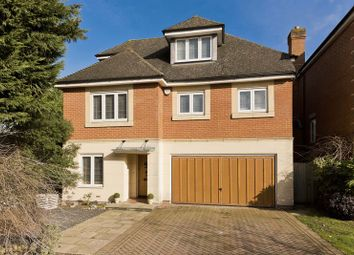 Thumbnail 4 bed detached house for sale in Steeple Point, Ascot