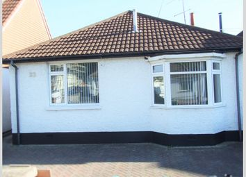 Thumbnail 2 bed bungalow to rent in Sherwood Avenue, Parkstone, Poole
