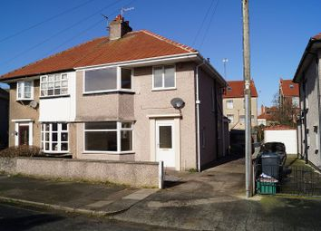 Thumbnail 1 bed flat to rent in Regent Park Grove, Morecambe