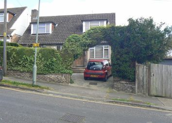 Thumbnail 3 bedroom detached house for sale in Albert Road, Chelsfield, Orpington