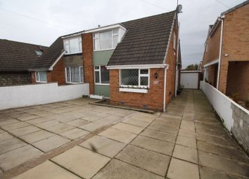 Thumbnail 3 bed semi-detached house for sale in Greyfriars Avenue, Deighton, Huddersfield, West Yorkshire