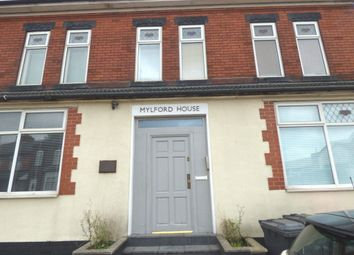 Thumbnail 1 bed flat to rent in Liverpool Road, Irlam, Manchester