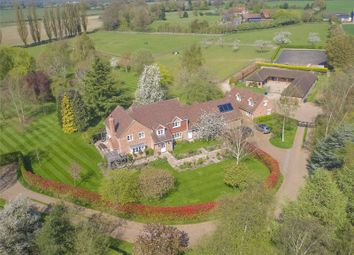 Thumbnail 6 bed detached house for sale in Mackerye End, Harpenden, Herts