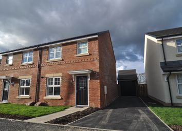 Thumbnail 3 bed semi-detached house to rent in Blenkin Way, Durham Gate, Spennymoor